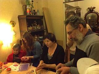 """Альбом """"Работа с приемными семьями"""""""